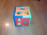 shape and sort toy from mothercare