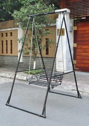Swing (including: iron chair,  chains and hooks)